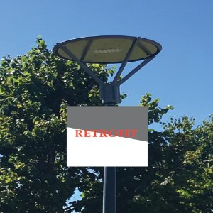 Luxtella retrofit street light modules solutions