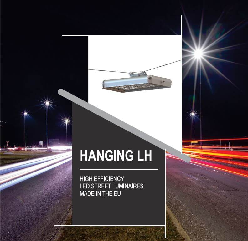 hanging LED street light catalogue