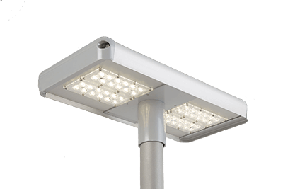 T Lamp - symmetrical light for parking lots and parks