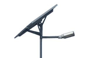 Luxtella solar street light transparent