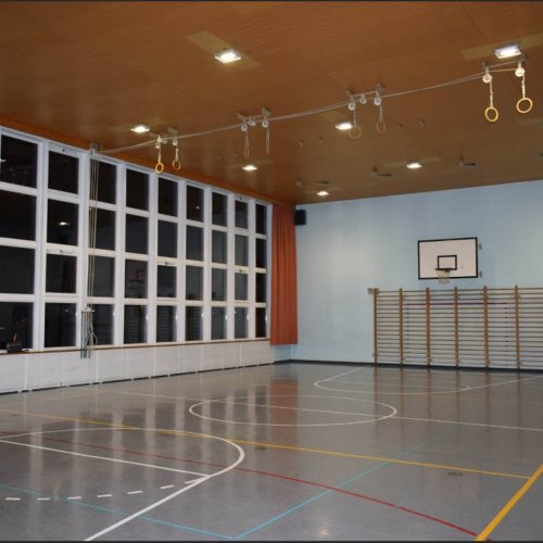 Sports hall, Switzerland