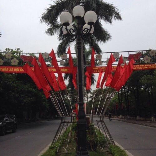 Vietnam retrofit project